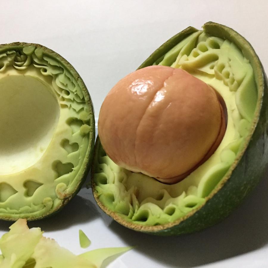 Decorazione-Avocado-Intagli-Devita-Photo